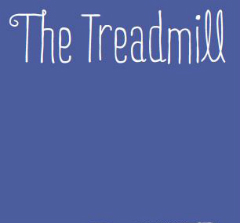 Color image of a treadmil