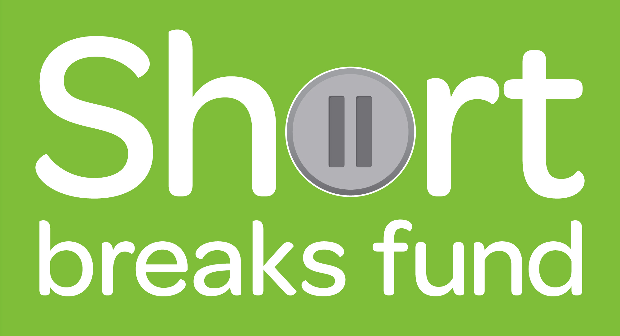 Green filled Short Break Fund logo
