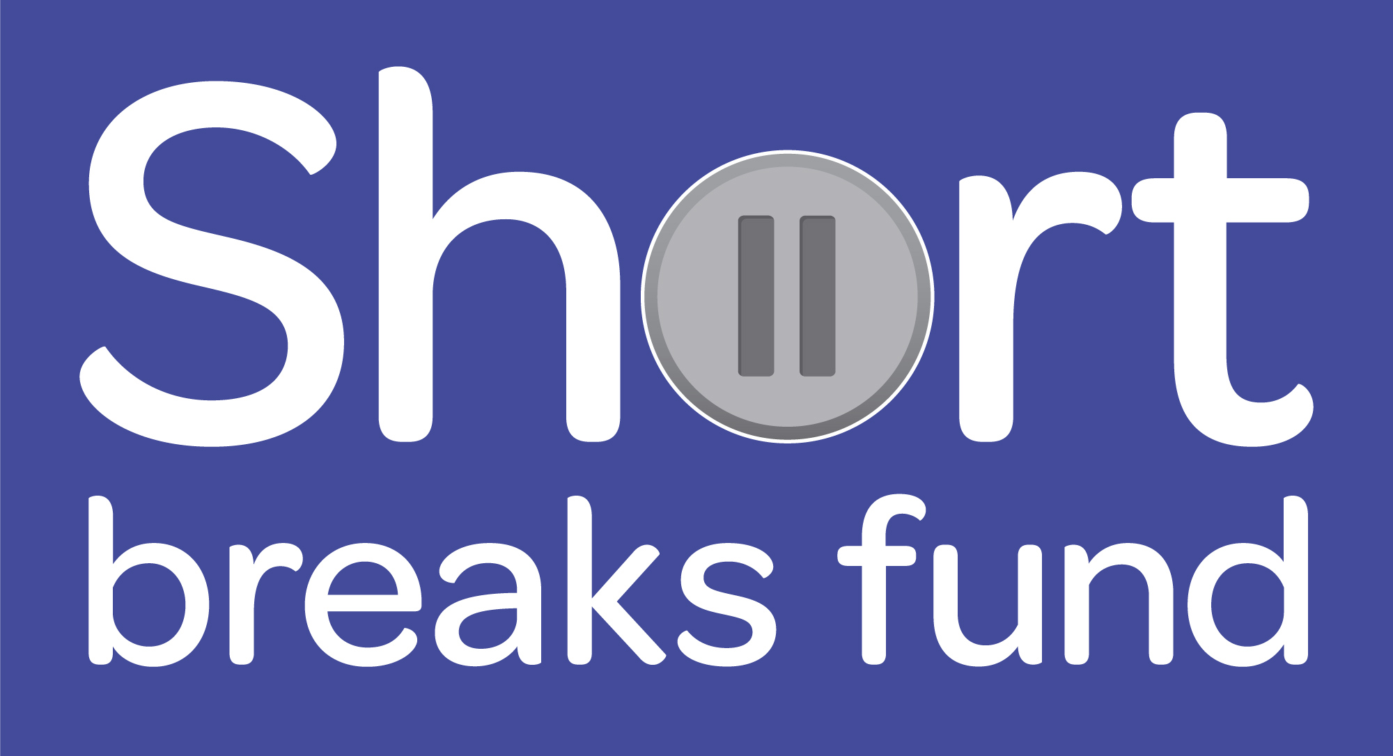 Purple filled Short Break Fund logo